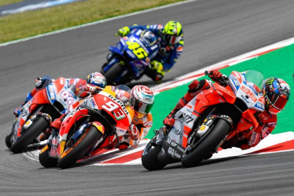 Moto2 e MotoGP: siga o GP da Holanda AO VIVO