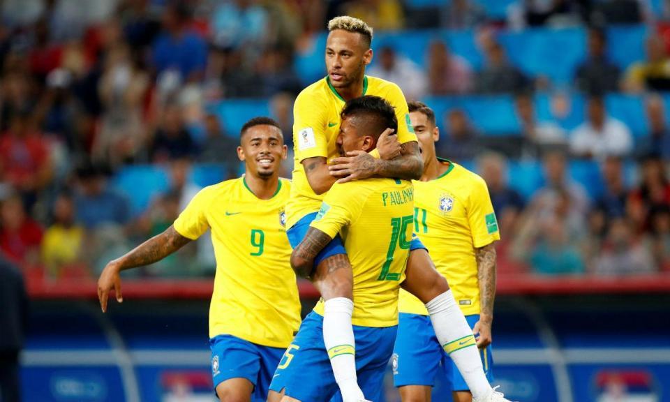 «Quando o Brasil perde, a maioria do peso vem para as minhas costas»