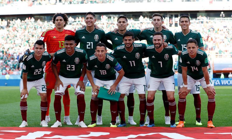 Seleção mexicana: portistas de fora e o regresso de um conhecido