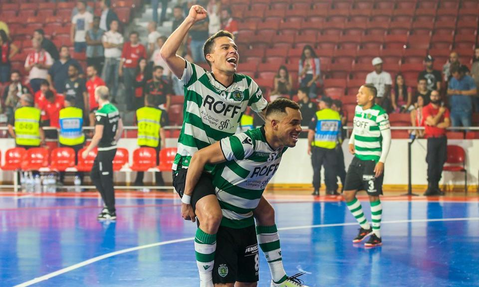 Futsal  Sporting recebe Ronda de Elite da Liga dos Campeões ... f387f3ec26edc