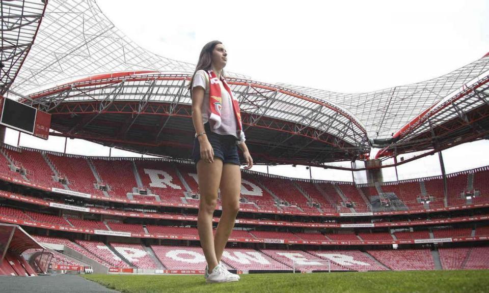 Futebol feminino: mais um reforço para o Benfica