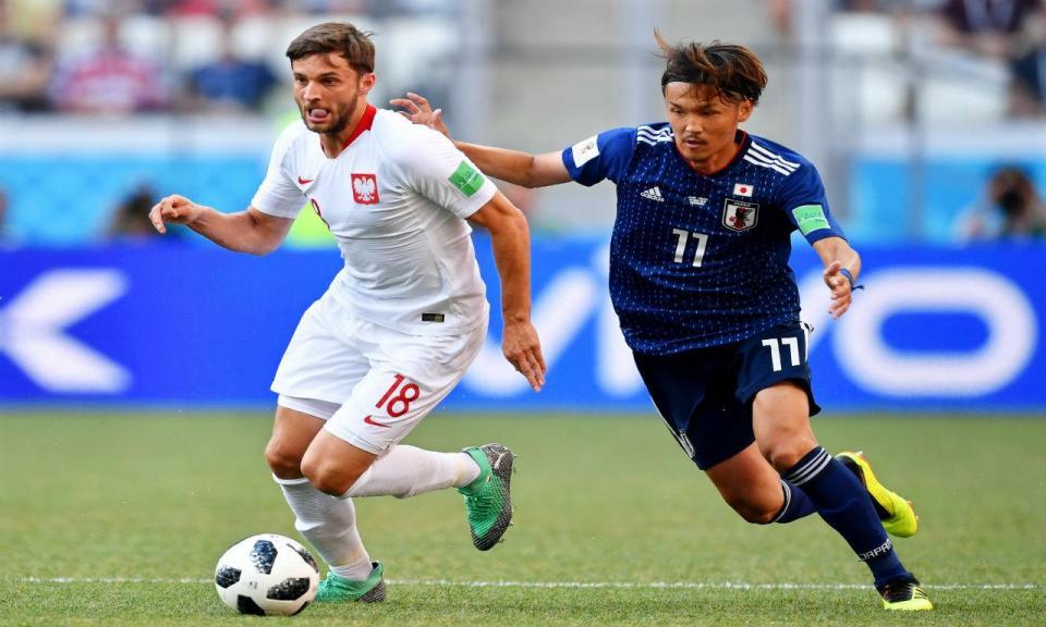 Mundial 2018: Japão perde, mas segue para os oitavos de final