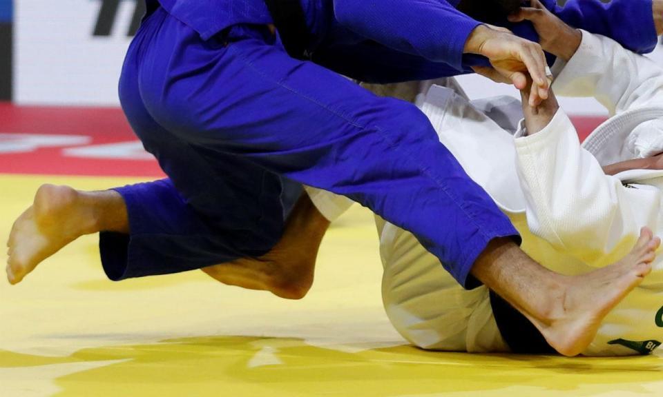 Jogos do Mediterrâneo: judoca Anri Egutidze conquista bronze