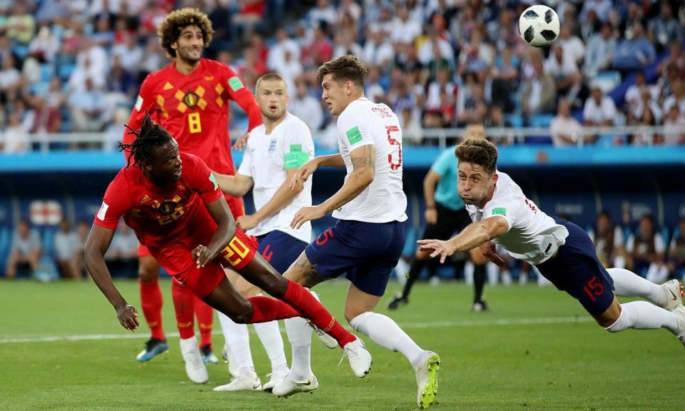 Mundial 2018: Bélgica vence Inglaterra (1-0) e é primeira no Grupo G