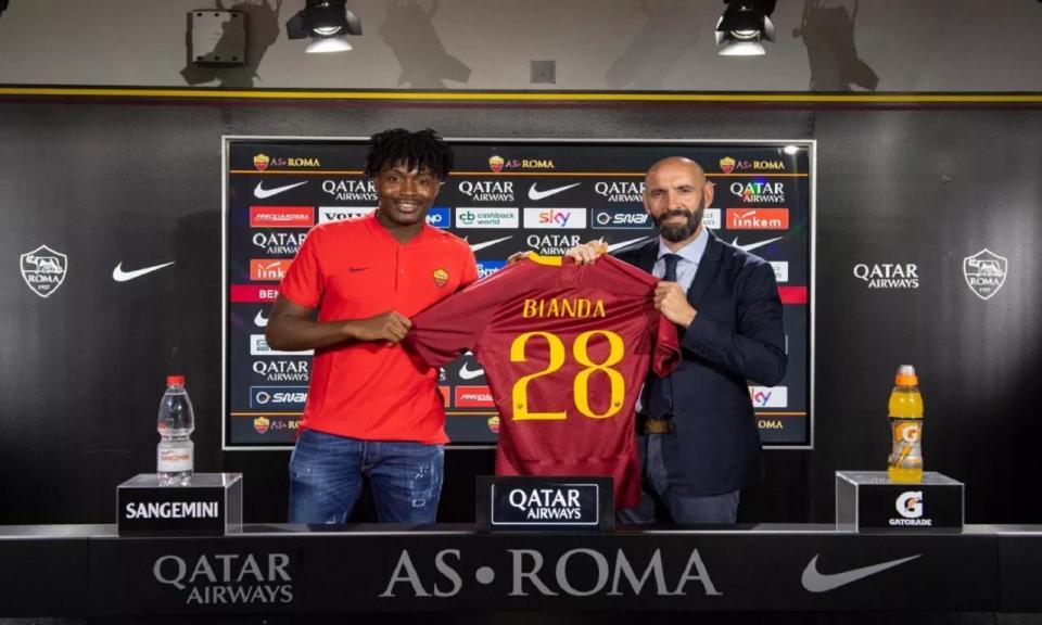 OFICIAL: Roma reforça-se com internacional sub-17 francês