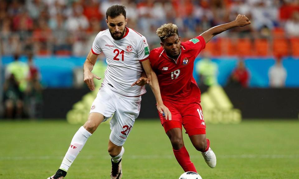 Mundial 2018: Panamá-Tunísia, 1-2 (resultado final)