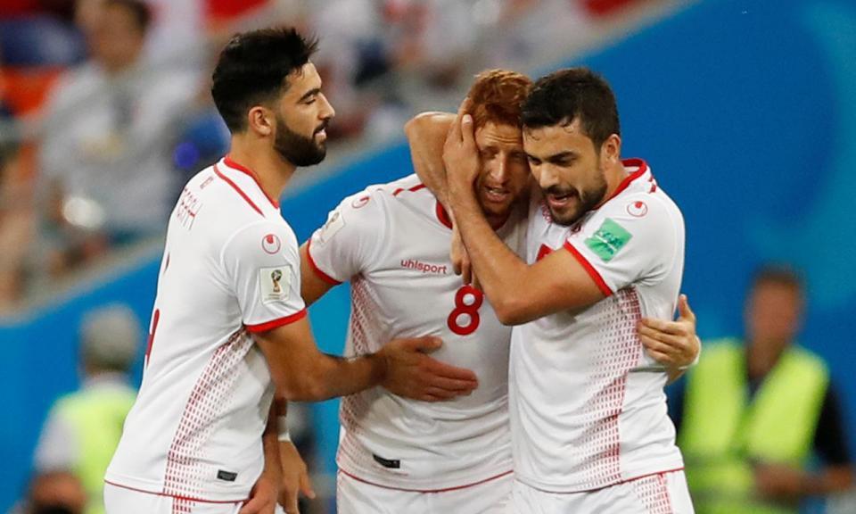 Mundial 2018: Panamá-Tunísia, 1-2 (crónica)