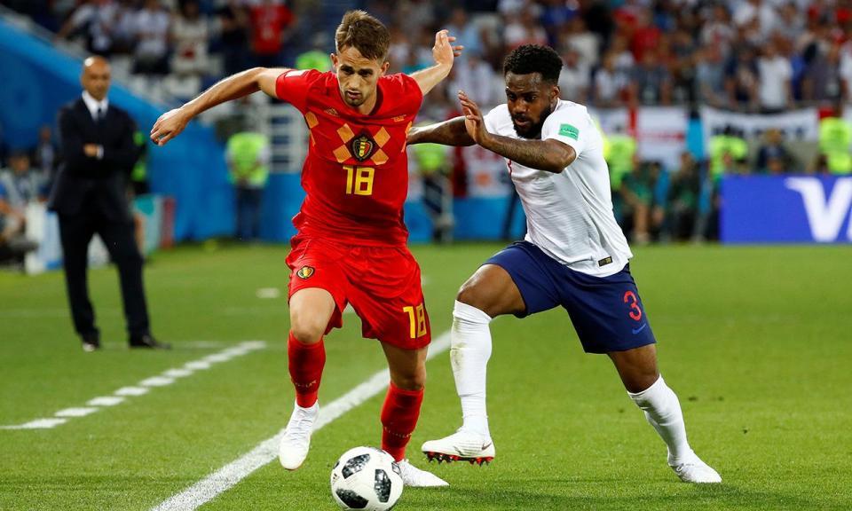 Mundial 2018: Inglaterra-Bélgica, 0-1 (crónica)