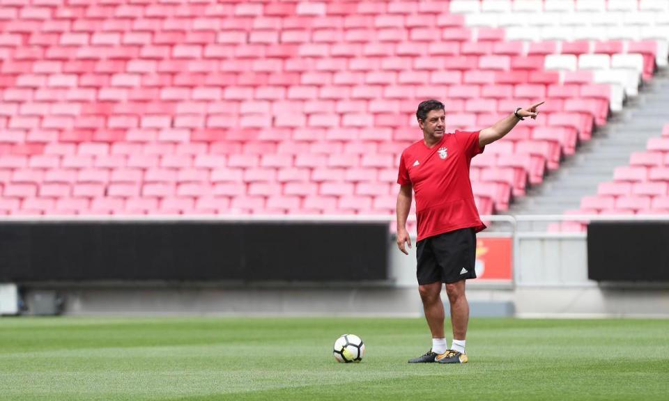Benfica prepara Juventus com apenas um indisponível