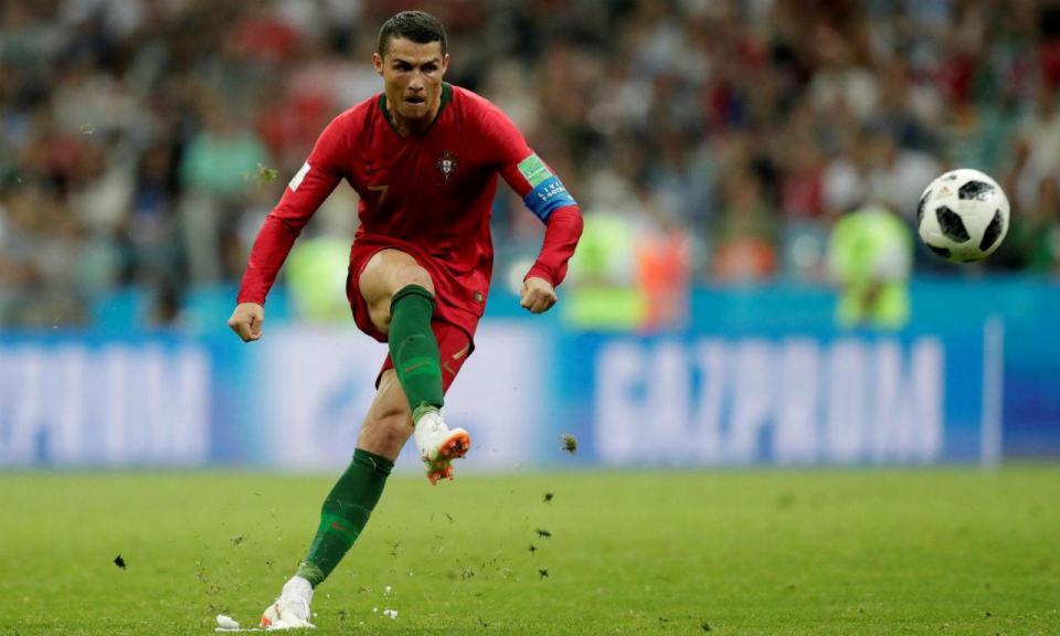 OFICIAL: Real Madrid anuncia Ronaldo na Juventus