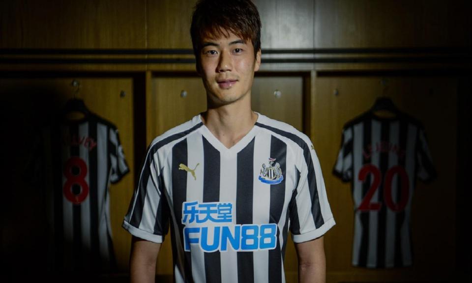 OFICIAL: Newcastle anuncia capitão da Coreia do Sul