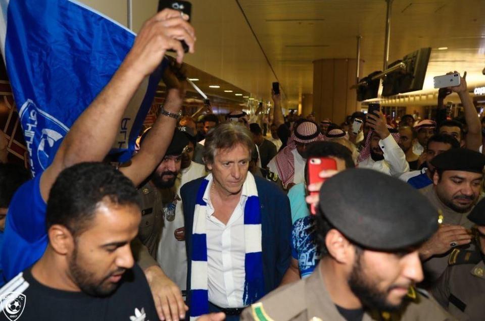 Arábia Saudita: Jesus vence Supertaça com golo de ex-FC Porto