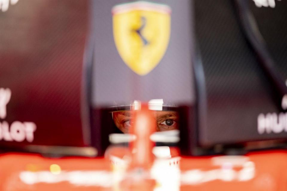 GP da Áustria: Vettel é o mais rápido antes da qualificação