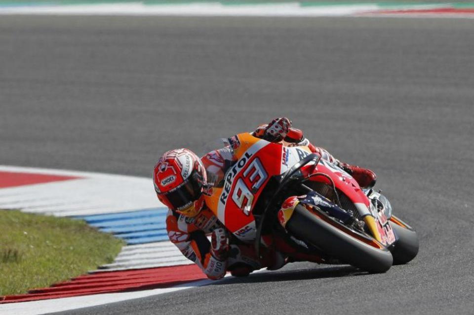 GP da Holanda: Marc Márquez domina última sessão de treinos livres