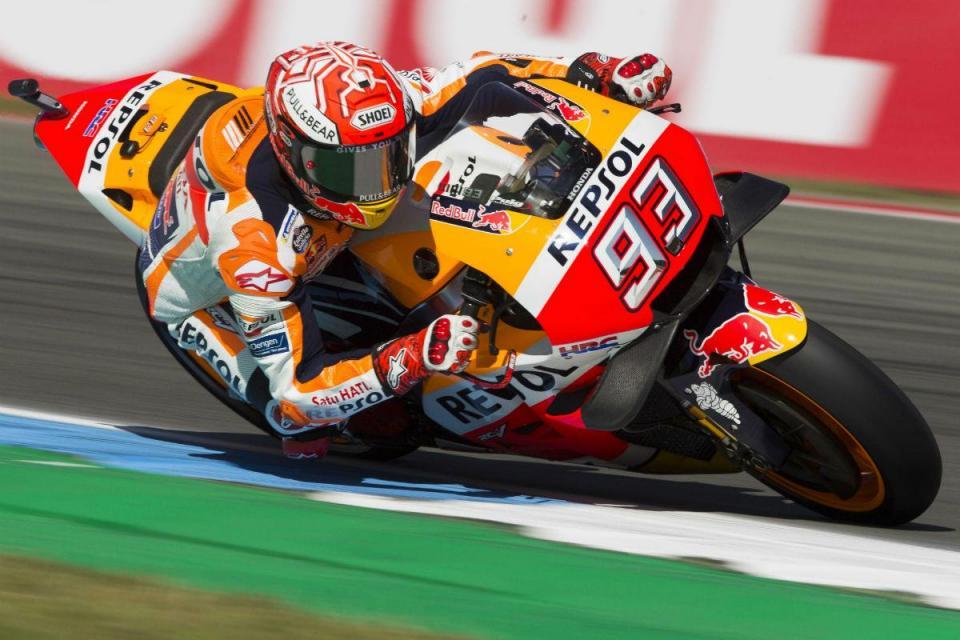 MotoGP: Márquez vence o GP da Holanda na melhor corrida do ano