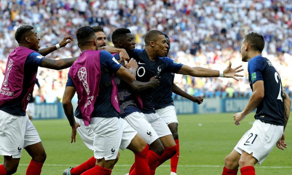 Mundial 2018: França-Argentina, 4-3 (crónica)