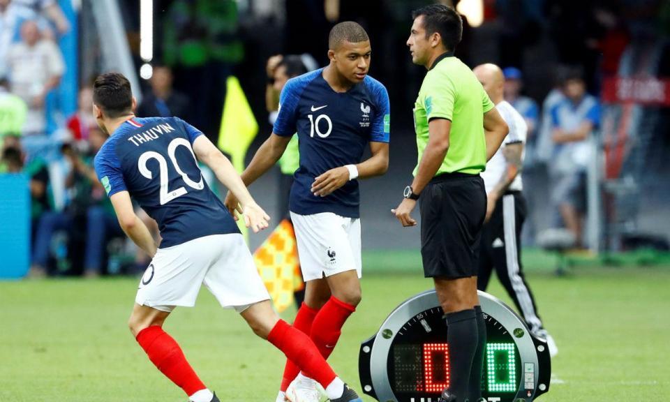 Mbappé: «O Mundial é uma oportunidade para mostrar o que posso fazer»