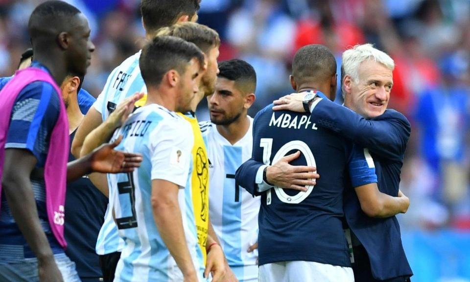 Mundial 2018: França-Argentina, 4-3 (resultado final)