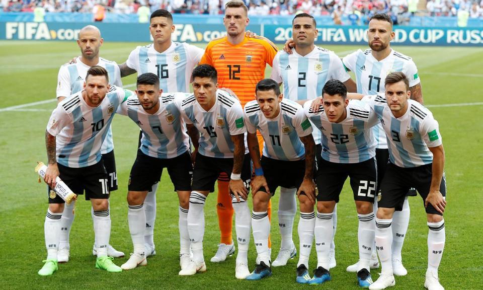 Mundial 2018: Argentina chega a casa com apenas um jogador no avião