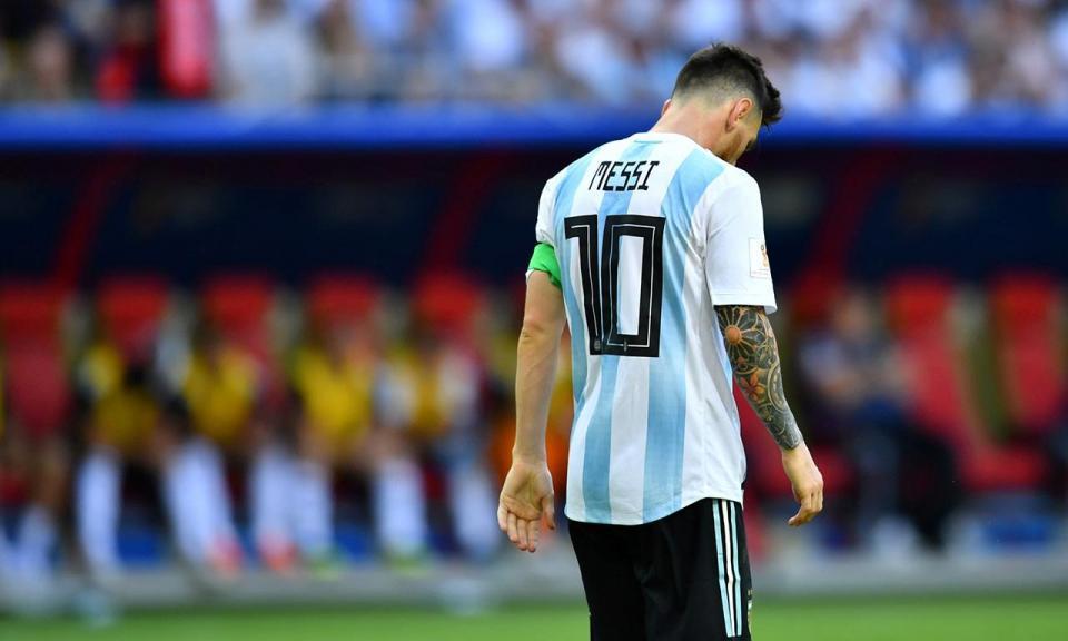 Pogba rende-se a Messi: «Há mais de dez anos que é o melhor do mundo»