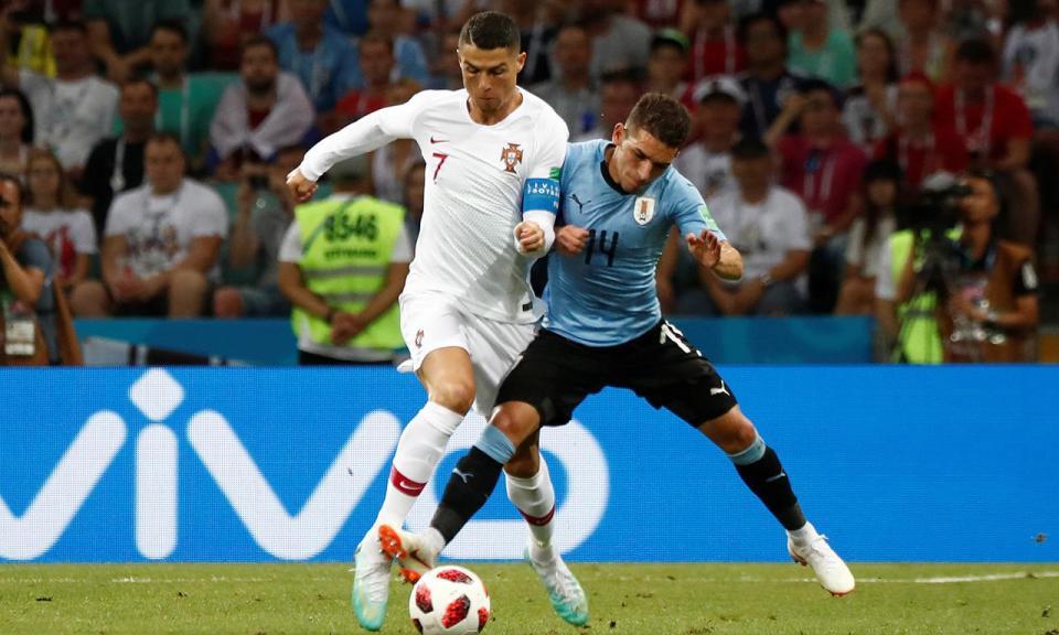 Ronaldo iguala recorde de europeu com mais jogos em fases finais