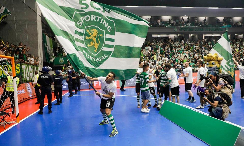 Futsal: Guitta assina pelo Sporting