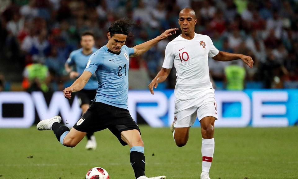 João Mário: «Uruguai fez três remates e dois golos»