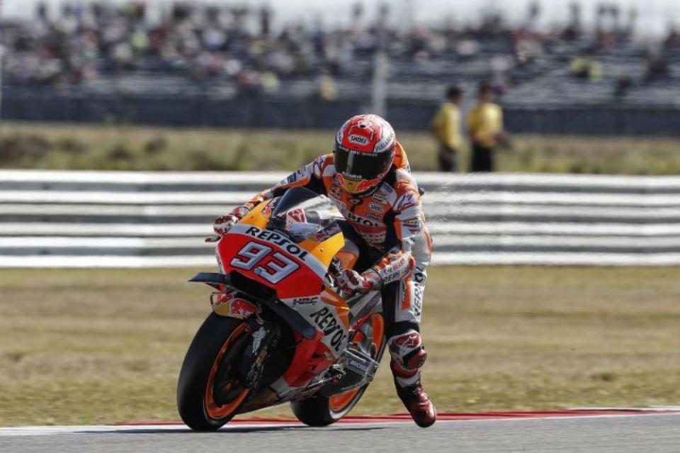 GP da Holanda: Márquez na frente do Warm Up, Oliveira em 7.º