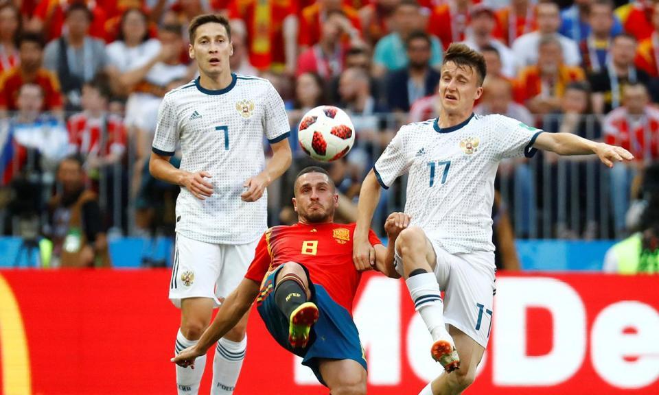 Koke e o penálti falhado no Mundial: «Voltaria a tentar»