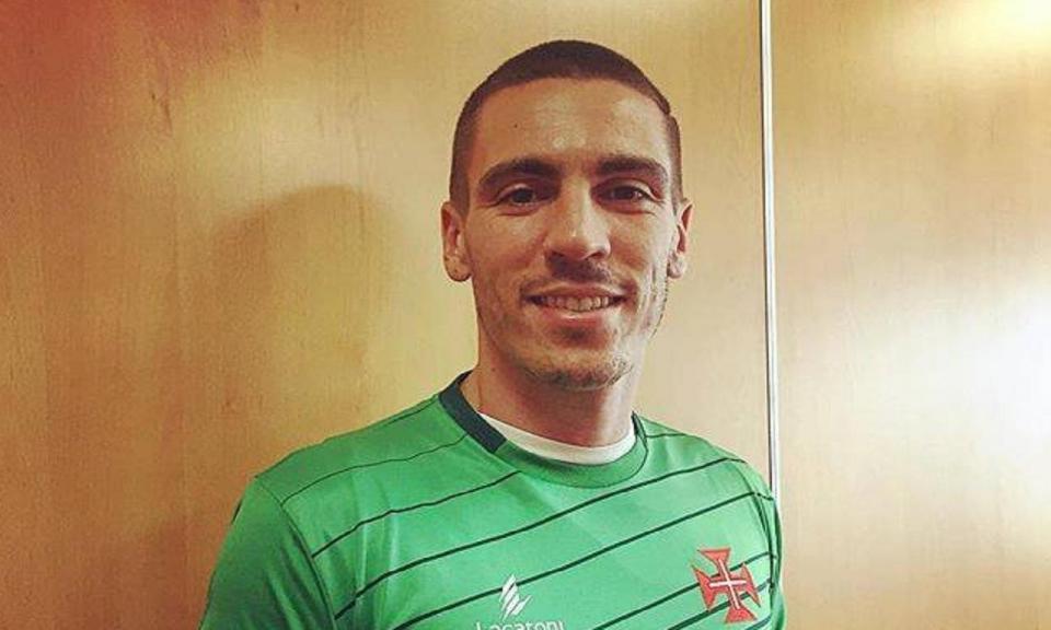 OFICIAL: Belenenses contrata guarda-redes da formação do Sporting