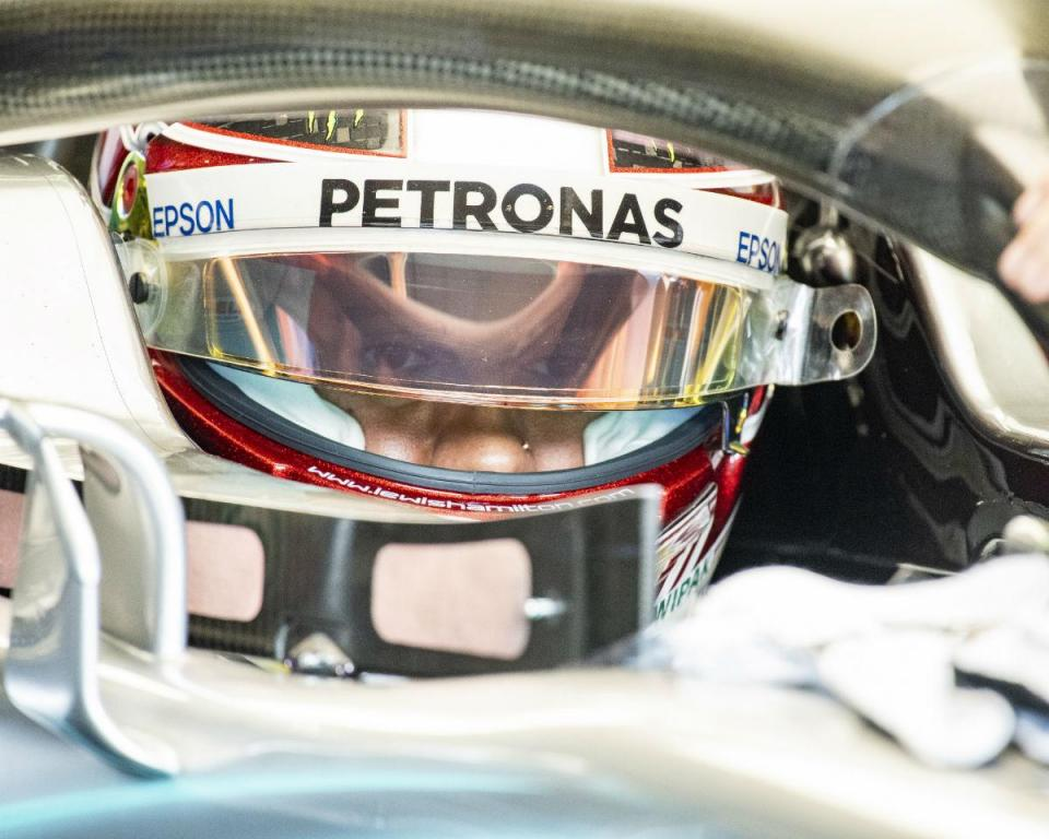 "Hamilton: ""Temos de perceber onde errámos"""