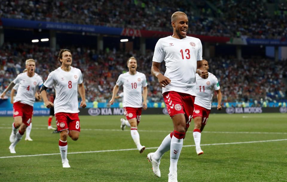 Ronaldo destronado: Jorgensen marcou o golo mais rápido do Mundial