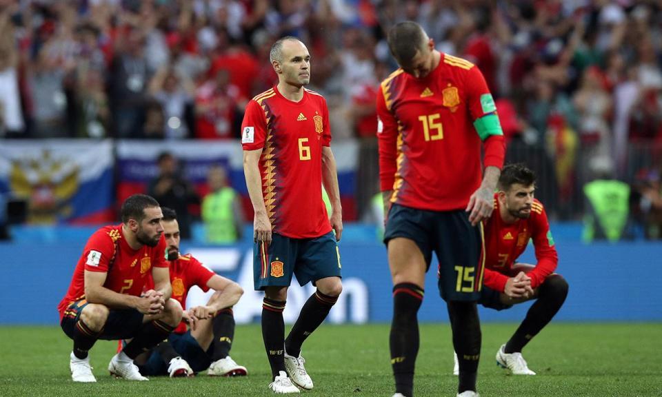 Mundial 2018  Espanha vence fair-play 006ded6d32598
