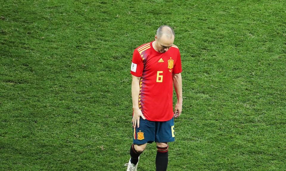 Alemanha, Espanha e Argentina: quando a ideia de jogo entra em falência
