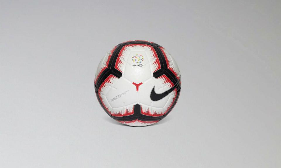 FOTO: eis a bola que vai ser usada na Liga 2018/19