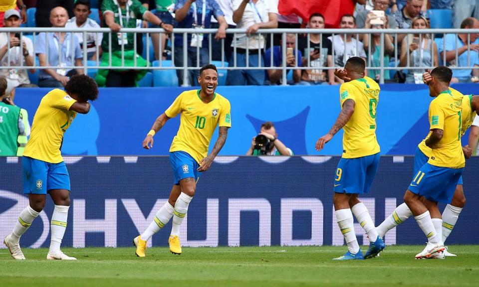 «Neymar? Quem quer liderar, tem de saber lidar com a cobrança»