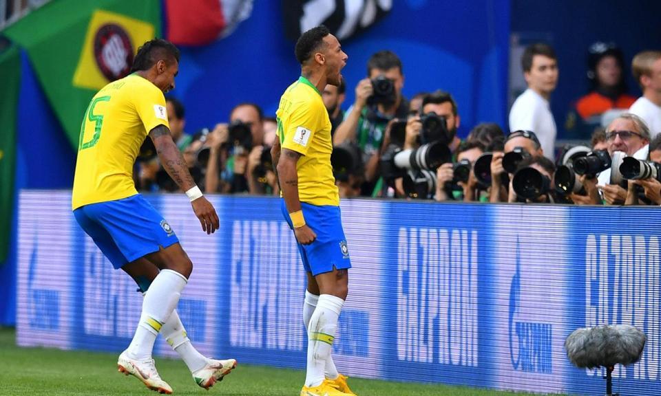 «Neymar pode acabar com o reinado de Messi e Ronaldo»