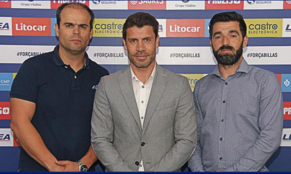 Pedro Bessa é o novo diretor desportivo do Feirense