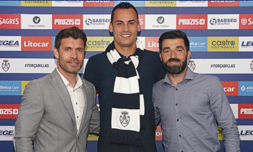 OFICIAL: Bruno Brígido reforça Feirense