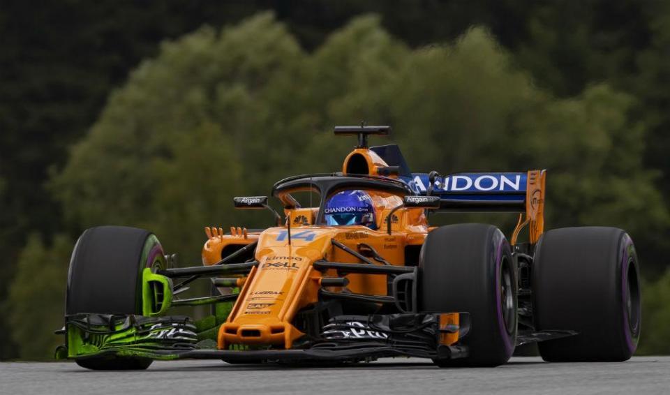 GP da Grã-Bretanha: Fernando Alonso fica fora da Q3