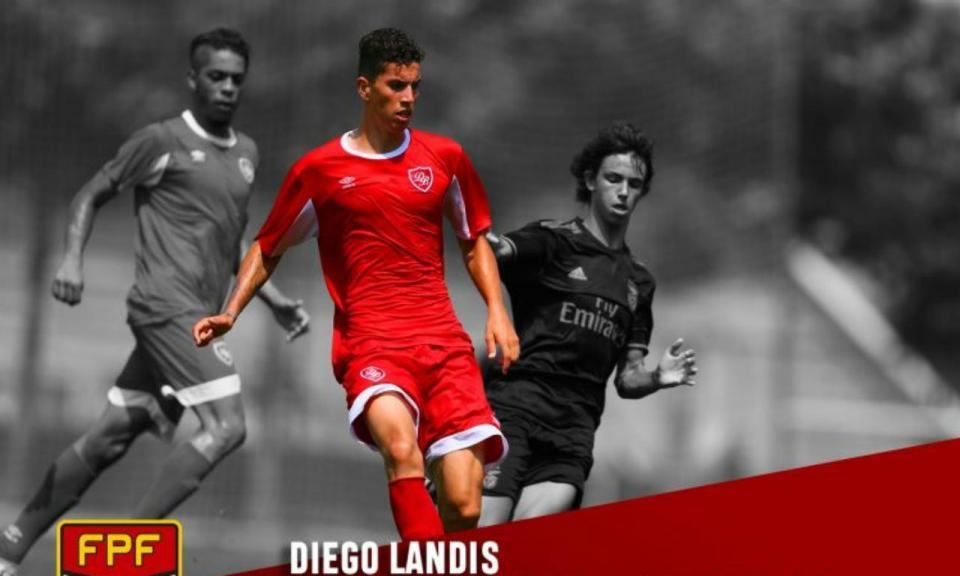 Diego Landis perto de assinar pelo FC Porto