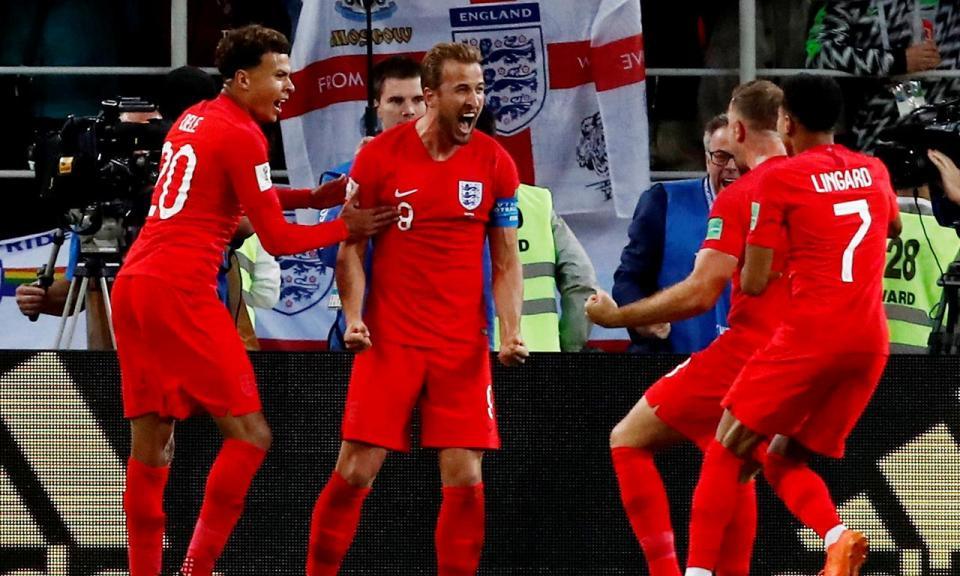 Kane lamenta golo sofrido no final e diz-se «muito orgulhoso» de Inglaterra