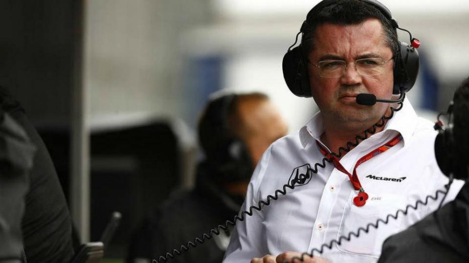 F1: Eric Boullier abandona a McLaren