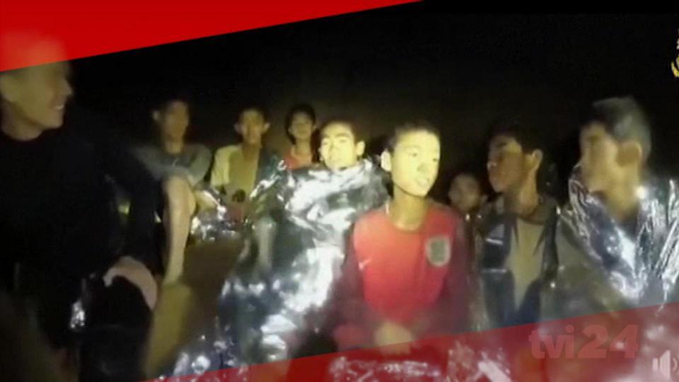 FIFA convida crianças presas em gruta na Tailândia para a final do Mundial