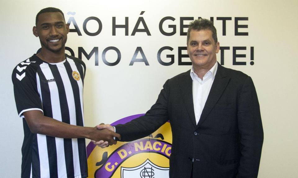OFICIAL: Nacional recebe central por empréstimo do Cruzeiro
