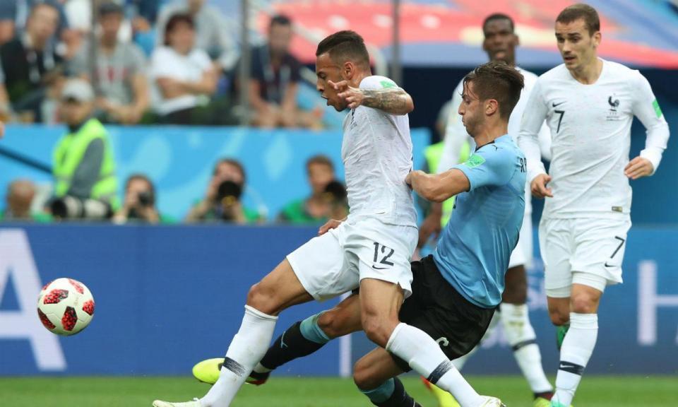 Griezmann não celebrou golo ao Uruguai e explica as razões