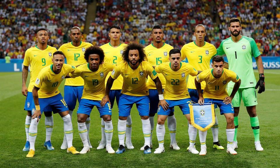 Brasil e Argentina disputam particular na Arábia Saudita