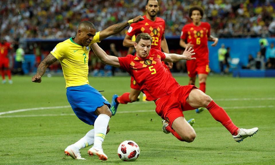 Mundial 2018: Brasil-Bélgica, 1-2 (crónica)
