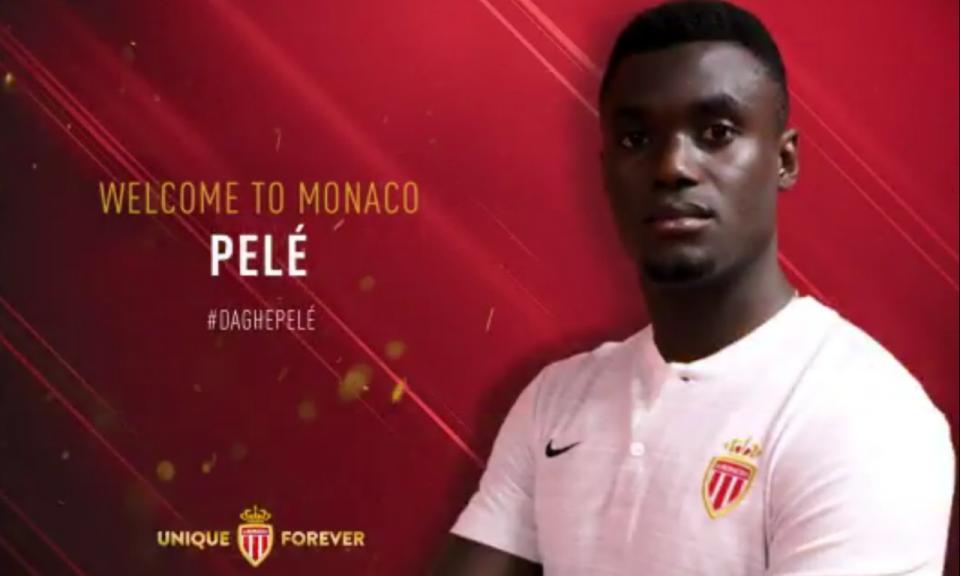 Depois do Rio Ave, Mónaco também confirma Pelé