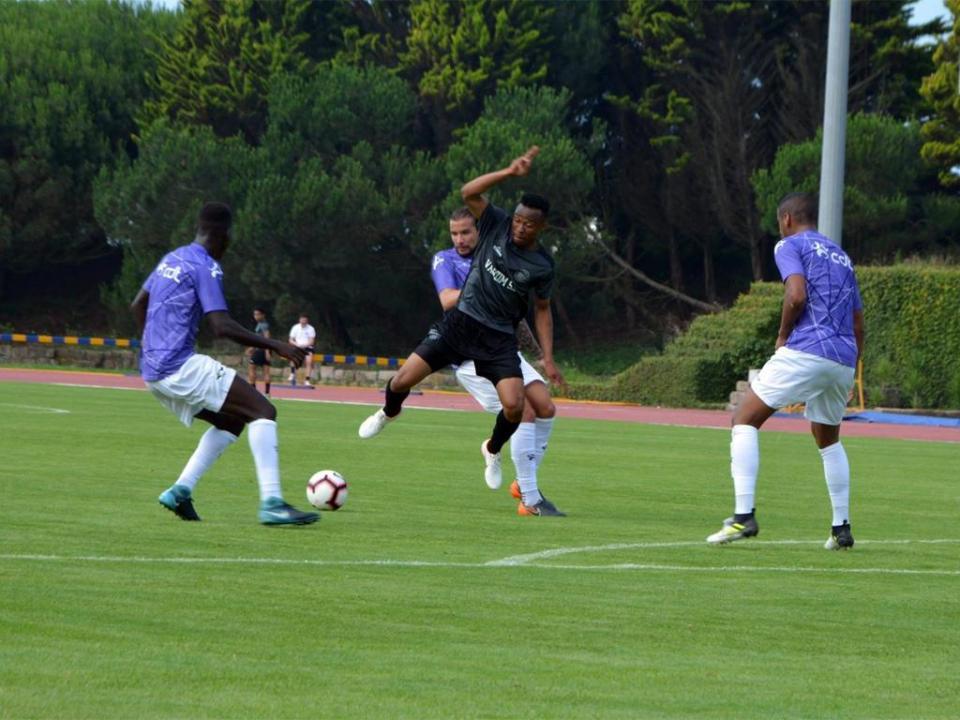 Moreirense: Abarhoun marcou no empate (1-1) com o Varzim